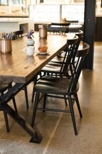 Hugh Chairs, Lynhall, photo by Rachel Stocker
