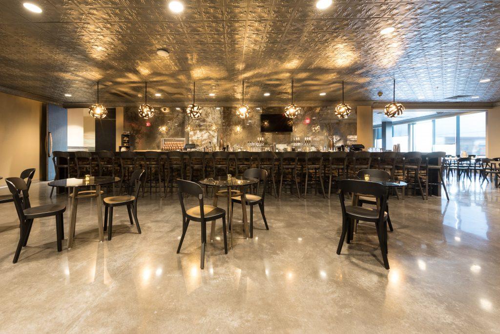 The Knickerbocker Brewpub & Distillery - Tilly Chairs