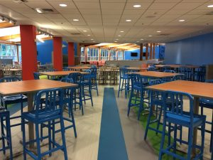 Bentley University - Siren Chairs and Barstools