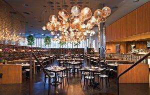 Restaurant - Bentwood No. 18 install