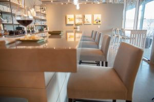Wine Bar - Cara Barstools, Siren Barstools