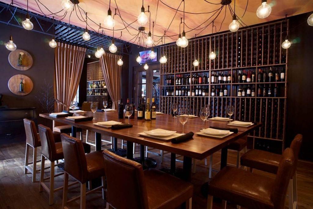 Cork Wine Pub - Cara Barstools