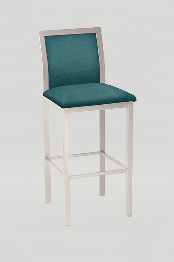 Jill Barstool Upholstered Seat and Back