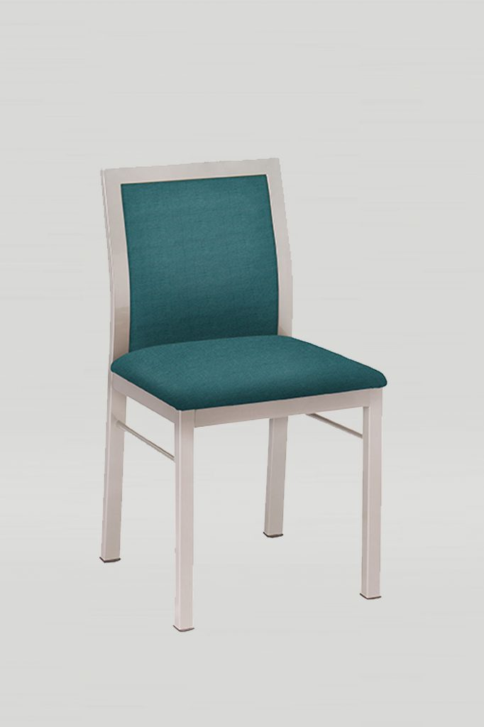 Jill Chair with Upholstered seat and back