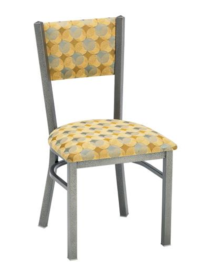 Mama Melissa Chair with Upholstered Back