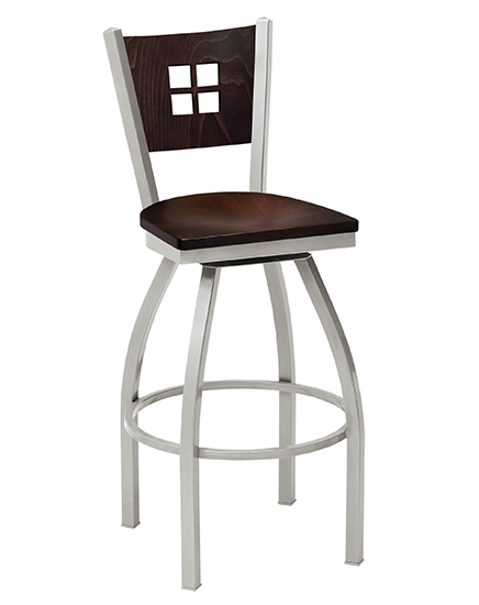 Melissa Anne Swivel Barstool 6504BS