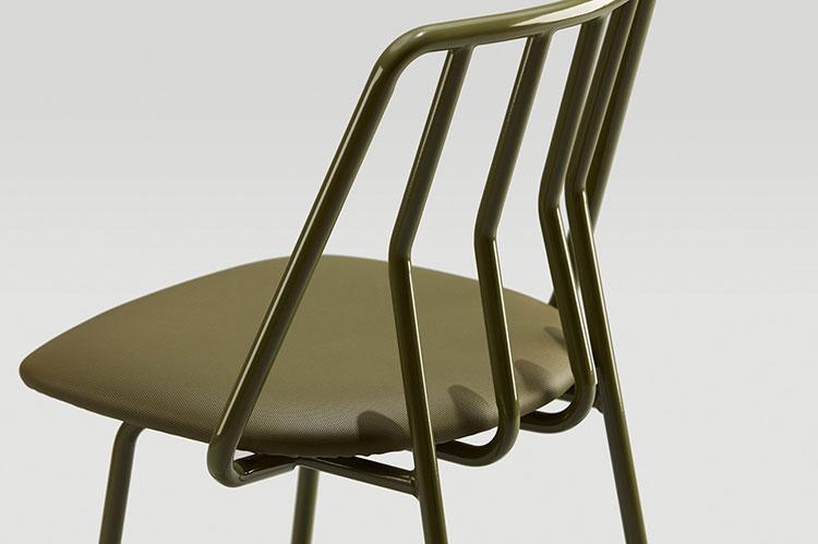 Leo Chair detail shot