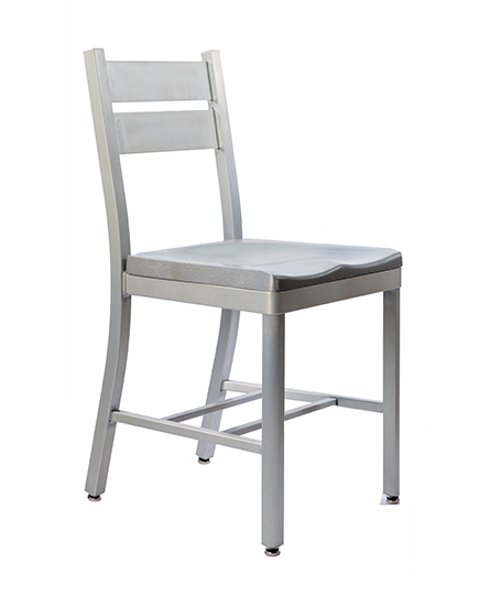 Atlantis Chair with Two Slat Back