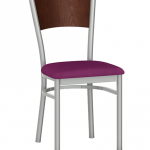 Artisan II Chair with Wood Back