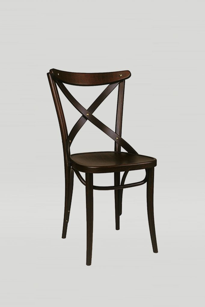 Bentwood No 150 Cafe Chair in Kona