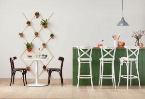 Bentwood No. 150 Barstools