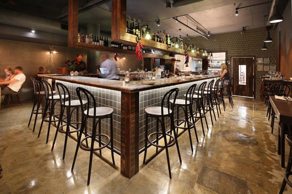 Bentwood No 18 Barstools In Kona