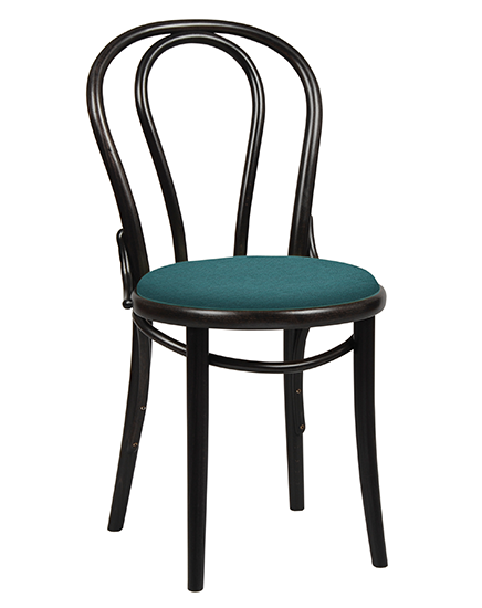 Bentwood No. 18 Chair with Upholstery