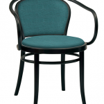 Bentwood No. 30 Chair fully upholstered
