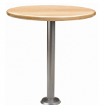 Core Drilled/Bolt Down Table