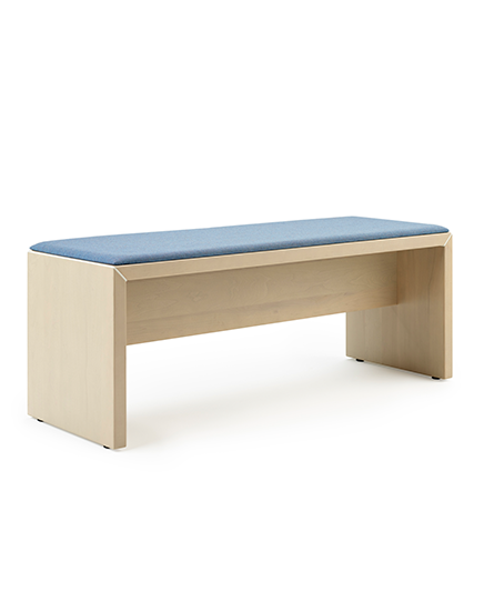 Dylan Double Bench with Upholstery