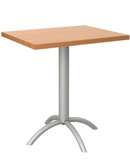 ellipse table rectangular