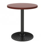 Kalypso with Beetroot Solid Wood Top