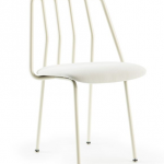 Leo Side Chair White