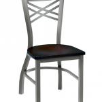 Liz Chair Criss-Cross Back