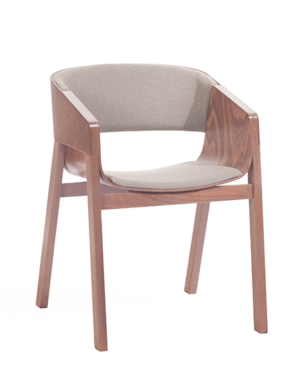 Merano Armchair Upholstered