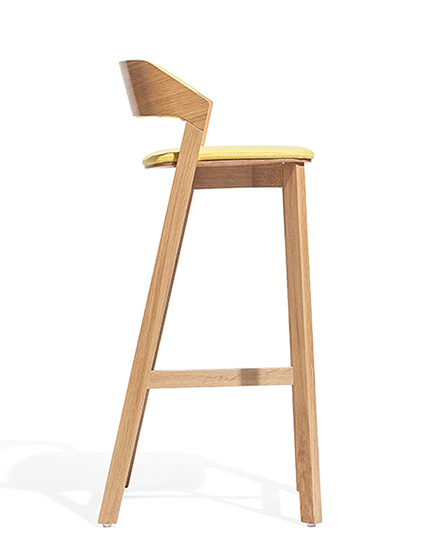 Merano Bar Stool Side