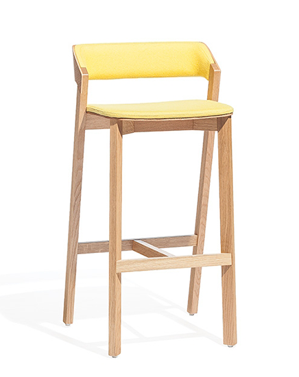 Upholstered Merano Barstool