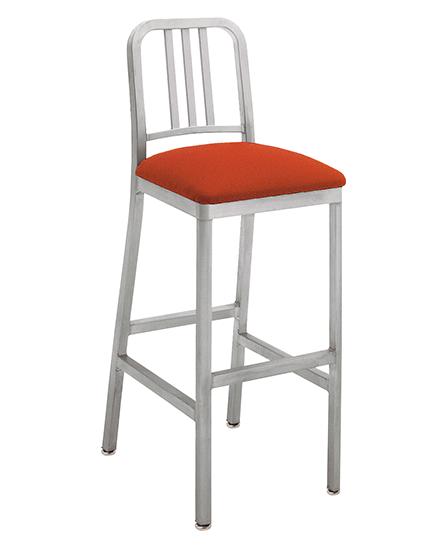 Siren Barstool Upholstered Seat