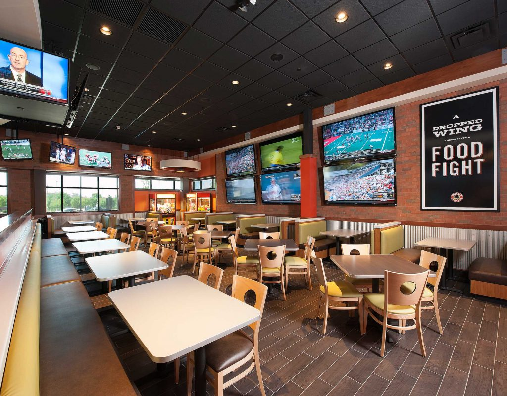 Buffalo Wings and Rings - Wood Melissa Chair