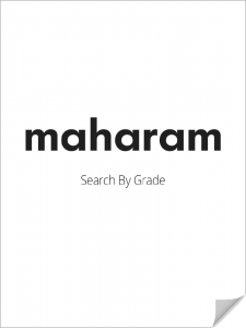 Search by Grade: Maharam