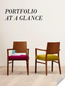 Grand Rapids Chair: Portfolio at a Glance