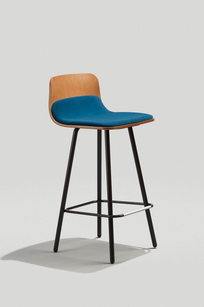 Cool Harper 4 Leg Barstool Gr Chair Lamtechconsult Wood Chair Design Ideas Lamtechconsultcom