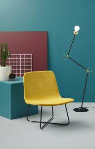 Harper Lounge Fully Upholstered