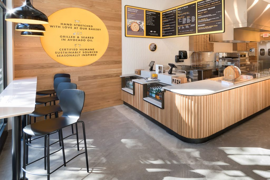 Felix Jr. Oath Pizza by Revamp Interiors in Black and Ink black