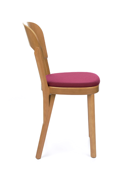 Side view of the Tilly Side Chair