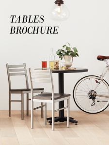 Grand Rapids Chair Tables Brochure