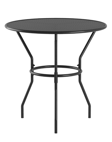 Black Opla Outdoor Table