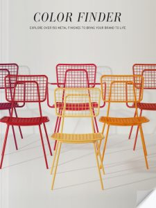 Color Finder Grand Rapids Chair Company
