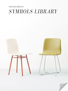 Symbols Library by Grand Rapids Chair Company