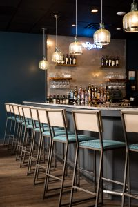 Brady Barstools at Rucker Johns by Grand Rapids Chair Co.