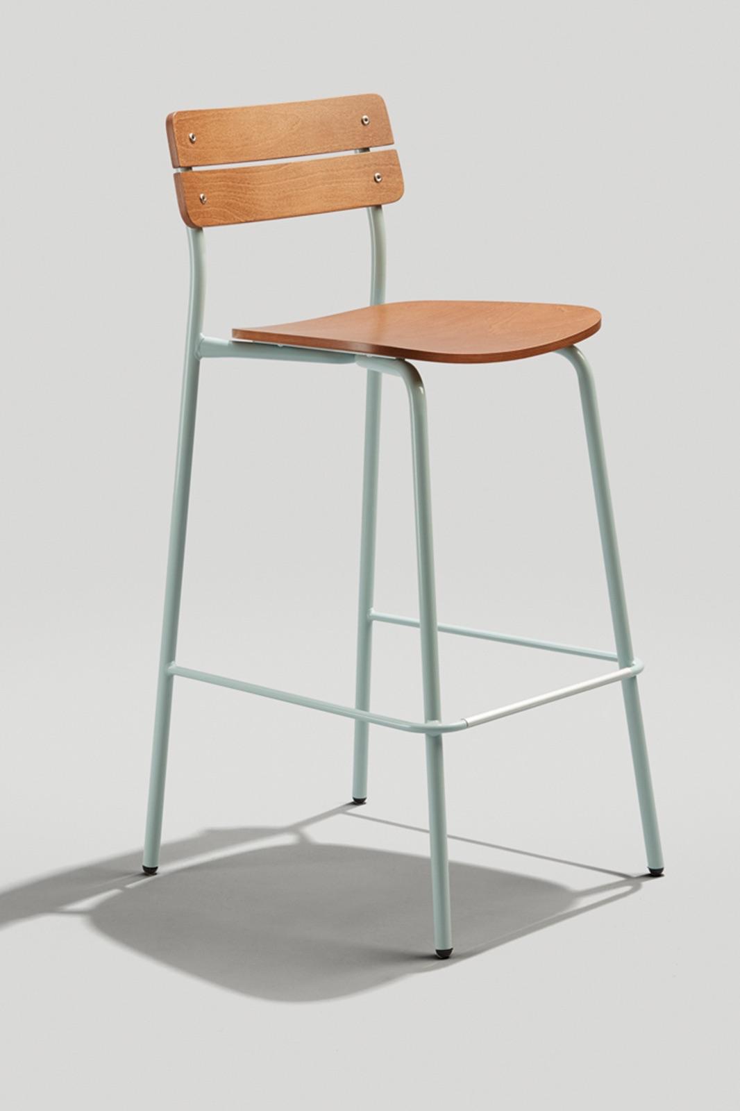Sherman Barstool Gr Chair