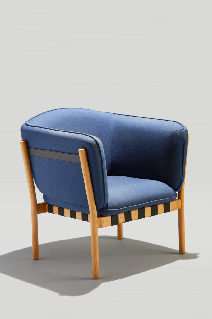 Modern Commercial Armchair Lounge