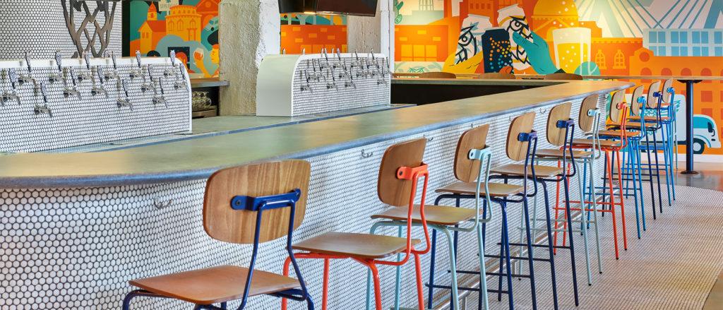 restaurant design and inspiration