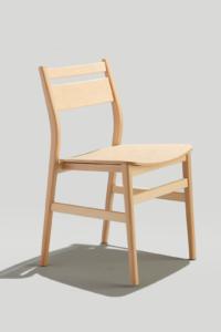 Modern Wood Dining Chair