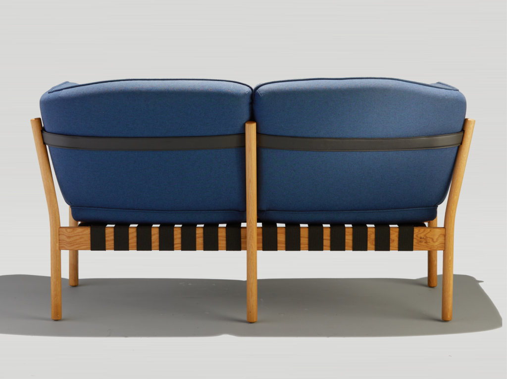 Modern Commercial Love Seat Lounge
