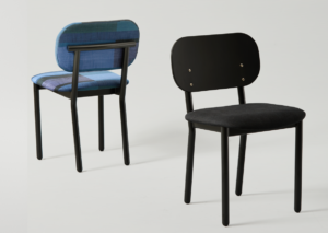 Modern Commercial Dining Chair designed by Gridy